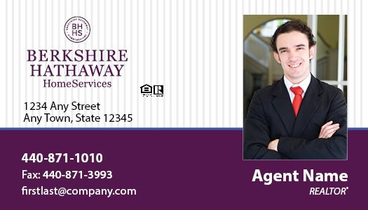 berkshire hathaway business cards package style 07 - Berkshire Hathaway Business Cards