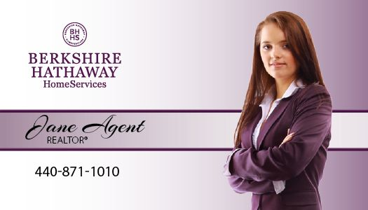 berkshire hathaway business cards package style 28 - Berkshire Hathaway Business Cards