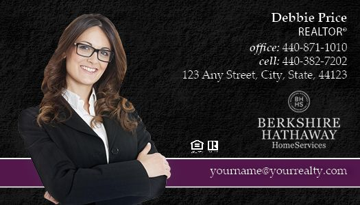 Berkshire hathaway business cards package style 31 colourmoves