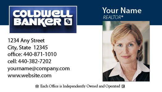 coldwell banker business cards package style 03 - Coldwell Banker Business Cards