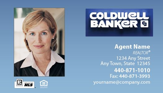 Coldwell banker business cards package style 05 colourmoves