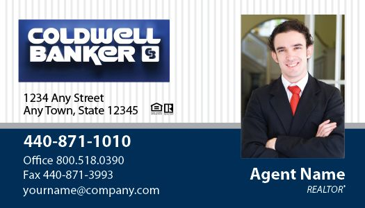 coldwell banker business cards package style 07 - Coldwell Banker Business Cards