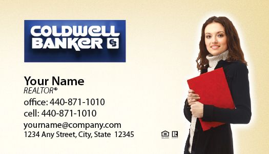 coldwell banker business cards package style 23 - Coldwell Banker Business Cards
