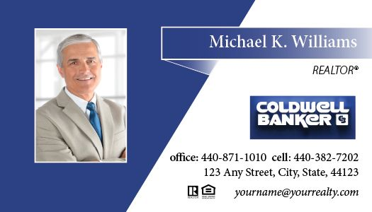 Coldwell banker business cards package style 34 colourmoves