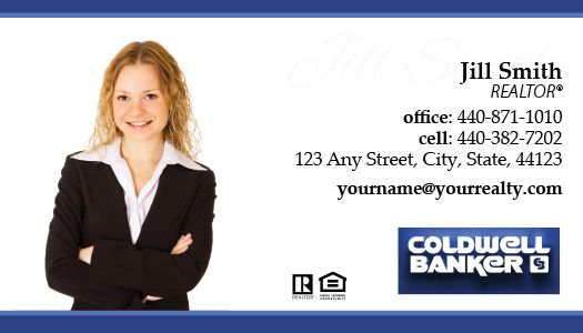 Coldwell banker business cards package style 37 colourmoves