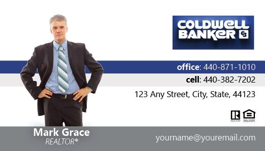 Coldwell banker business cards package style 38 colourmoves