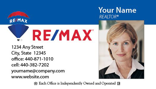 Remax business cards package style 03 colourmoves